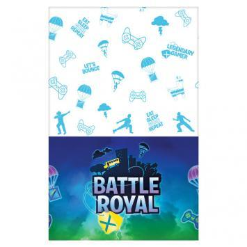 Battle Royal Table Cover - Amscan