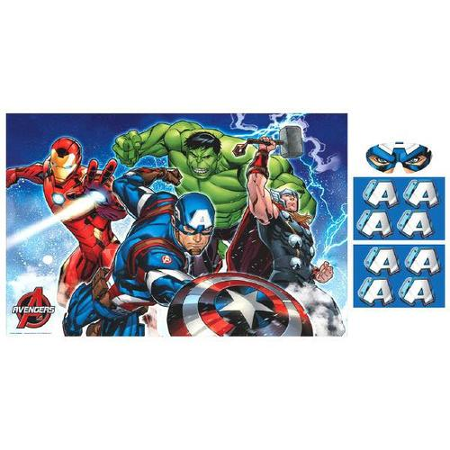 Avengers Epic Party Game - Amscan