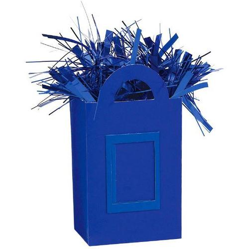 Tote Small Balloon Weight Royal Blue - Amscan