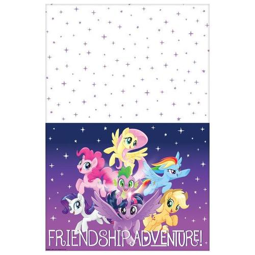My Little Pony Friendship Adventures Table Cover - Amscan