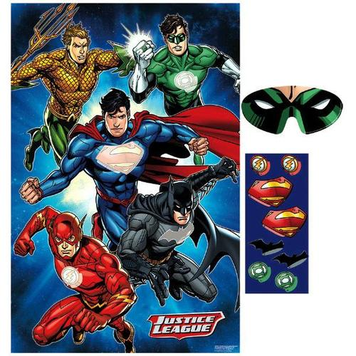 Justice League Party Game - Amscan
