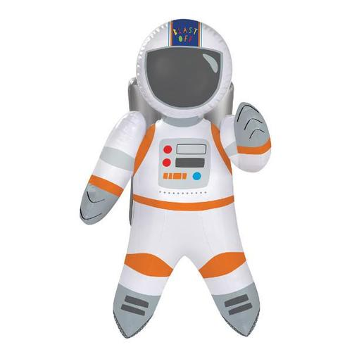 Blast Off Birthday Astronaut Inflatable - Amscan