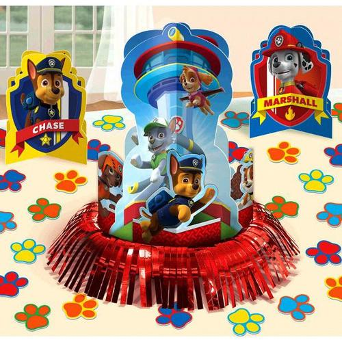 Paw Patrol Table Decorating Kit - Amscan