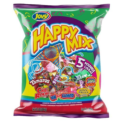 Happy Mix 5/5Lb - Jovy