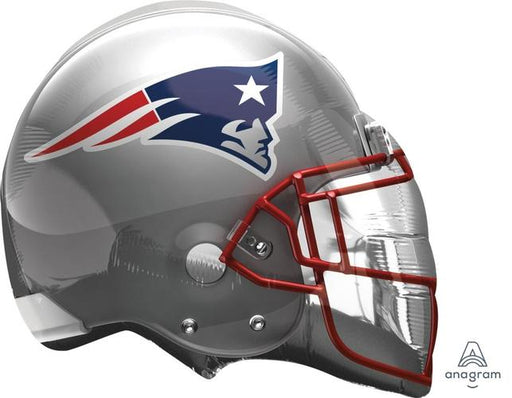 "Supershape New England Patriot Helmet 21"" Balloon - Anagram"