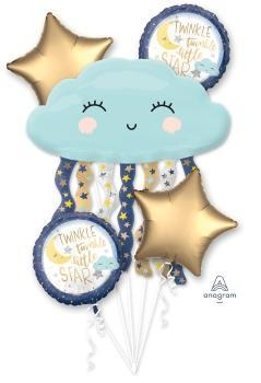 Twinkle Little Star Balloon Bouquet - Anagram