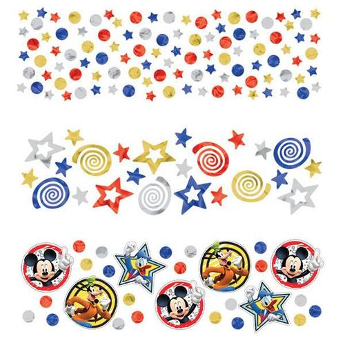 Mickey On The Go Confetti - Amscan