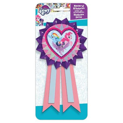 My Little Pony Friendship Adventures Award Ribbon - Amscan