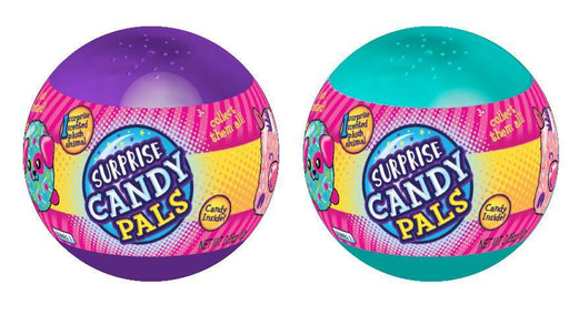 Surprise Candy Pals 12/.35oz - Candy Rific