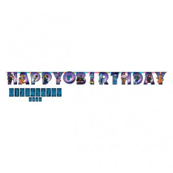 Lego Movie 2 Jumbo Birthday Banner - Amscan