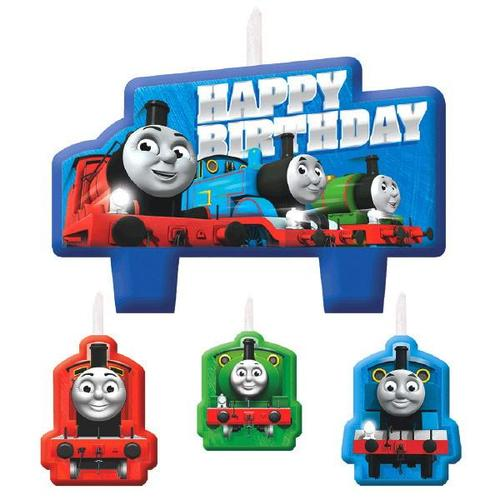 Thomas the Tank Engine Candle Set - Amscan