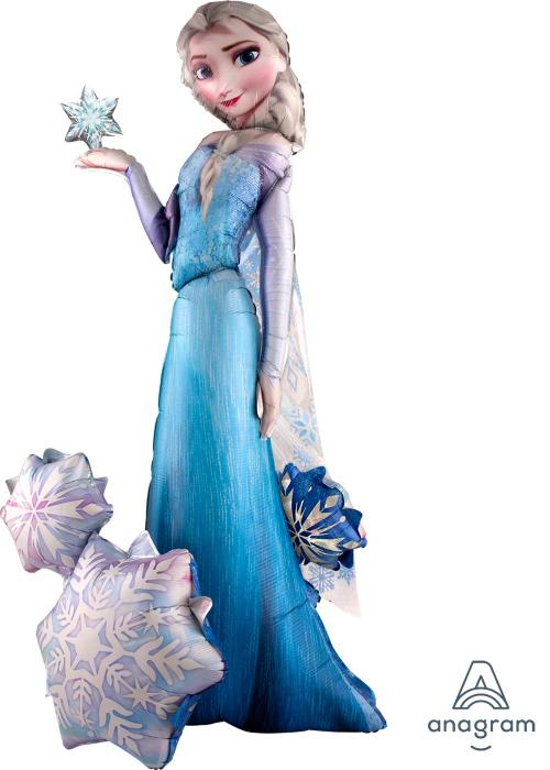 "Airwalker Elsa The Snow Queen 57"" Balloon"