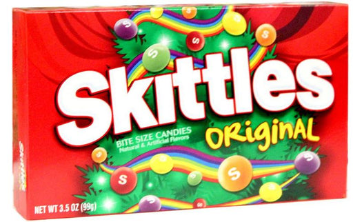Skittles Original Holiday 12/3.5oz - Wrigley