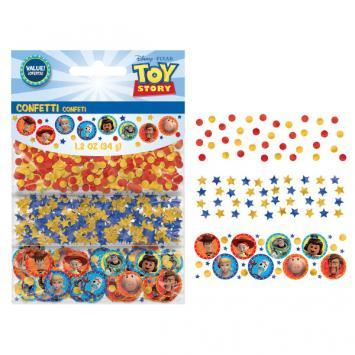 Toy Story 4 Confetti - Amscan