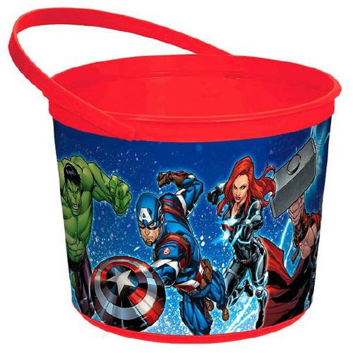 Avengers Epic Favor Container - Amscan