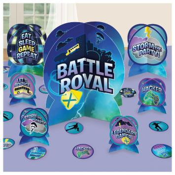 Battle Royal Table Decorating Kit - Amscan