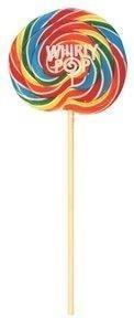 "Whirly Pop Rainbow 9"" 10/24oz"
