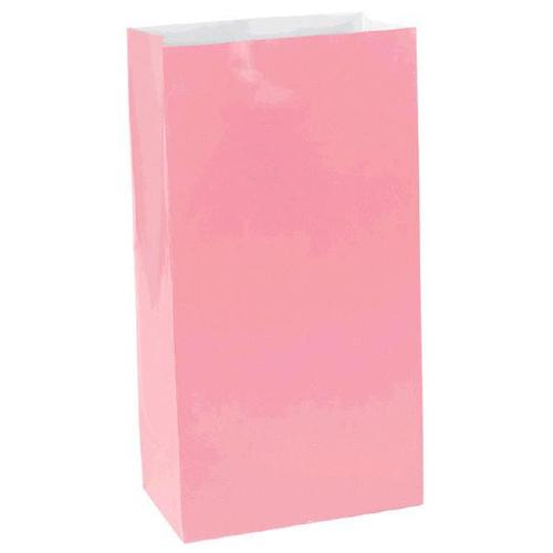 New Pink Mini Paper Bag - Amscan