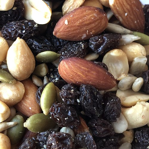 Trail Mix Deluxe No Salt - Raquel's