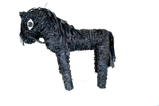 Horse-Black Piñata - Piñata District