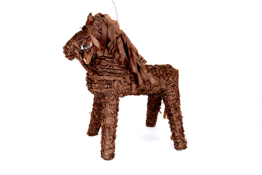 Horse-Brown Piñata - Piñata District
