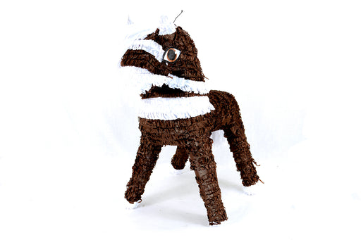 Horse-Brown/White Piñata - Piñata District