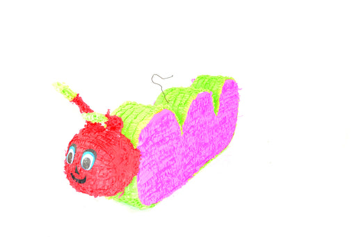 Caterpillar Piñata - Piñata District
