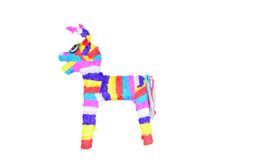 Donkey-Multicolor Piñata - Piñata District