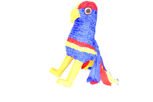 Parrot Piñata - Piñata District