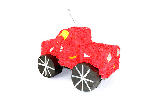 Truck-Red Piñata - Piñata District