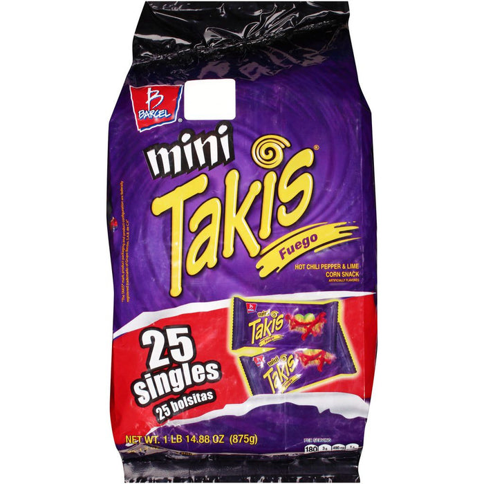 Mini Takis 3/25 - Case - Barcel