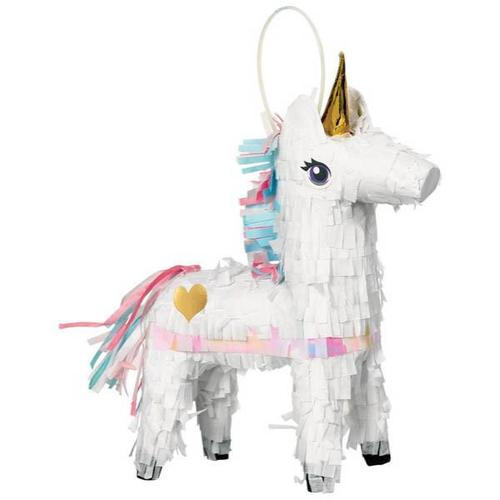 Magical Unicorn Mini Piñata Decoration - Amscan