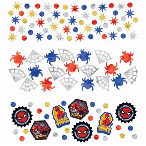 Spider Man Webbed Wonder Confetti