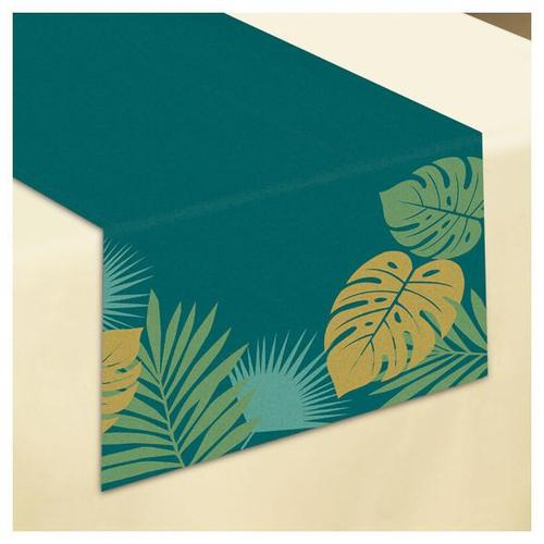 Key West Fabric Table Runner - Amscan