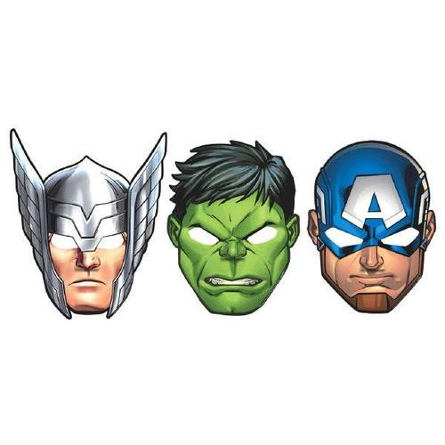 Avengers Epic Party Mask - Amscan