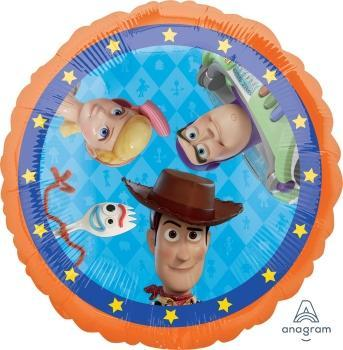 "17"" Toy Story 4 Foil Balloon - Flat - Anagram"