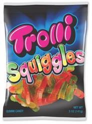 Trolli Squiggles Peg Bag 12/5oz - Ferrera Candy Company Inc