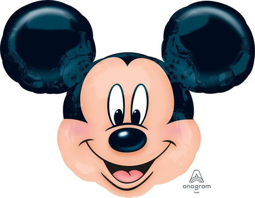 "Supershape Mickey Head 27"" Balloon - Anagram"