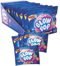 Blow Pop Mini 12/3.5oz - Charms Company
