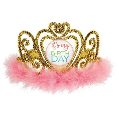 Confetti Fun Light Up Tiara - Amscan