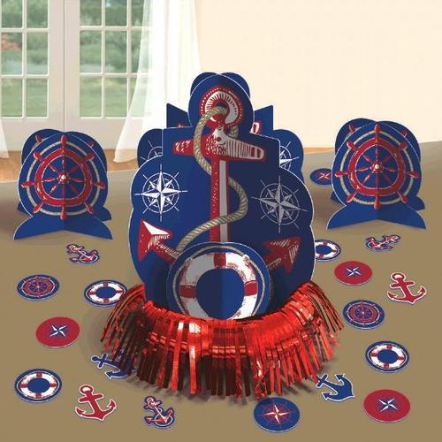 Nautical Table Decorating Kit - Amscan