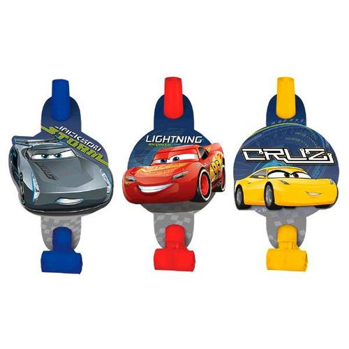 Cars 3 Blowouts - Amscan
