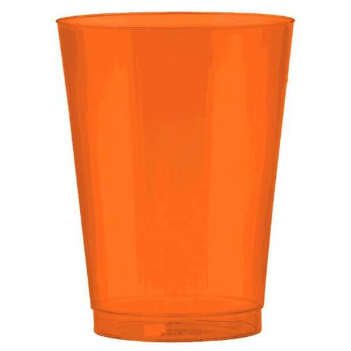 Orange Peel 10oz Tumbler 72ct - Amscan