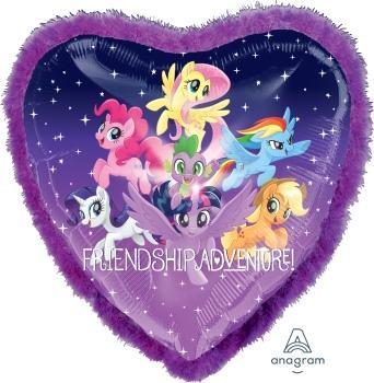 "Supershape My Little Pony Friendship Adventures Doodad 32"" Balloon - Anagram"