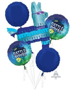 Battle Royal Balloon Bouquet - Anagram