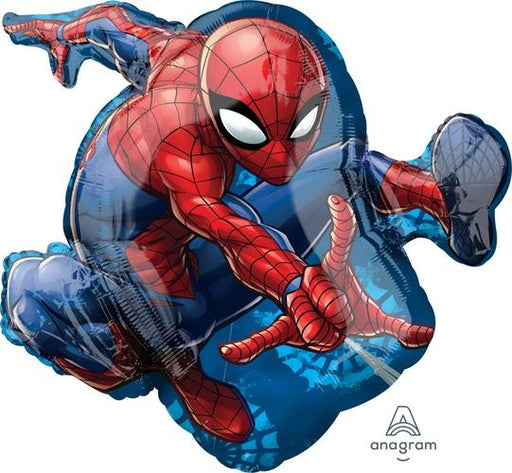 "Supershape Spider-Man 29"" Balloon - Anagram"