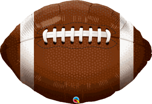 "Supershape Football 36"" Balloon - Qualatex"