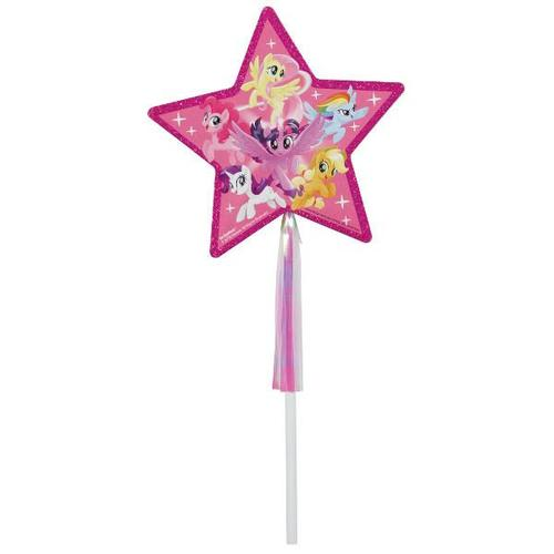 My Little Pony Friendship Adventures Wands 6ct - Amscan