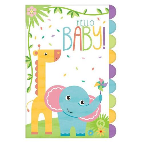 Fisher Price Hello Baby Invitations 8ct - Amscan