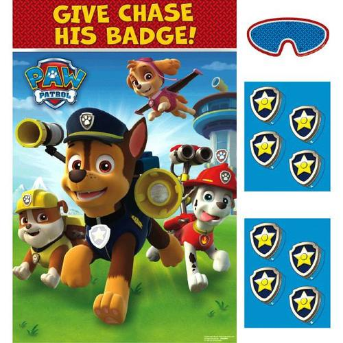 Paw Patrol Party Game - Amscan